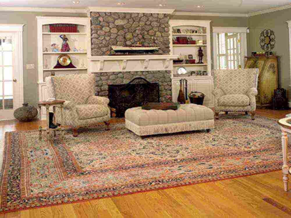 Living Room Pictures Area Rugs