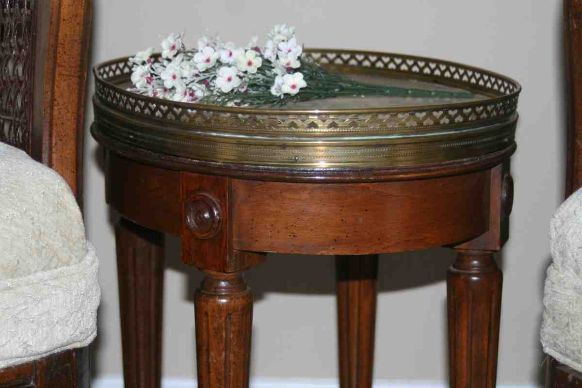 Round End Tables For Living Room Decor IdeasDecor Ideas
