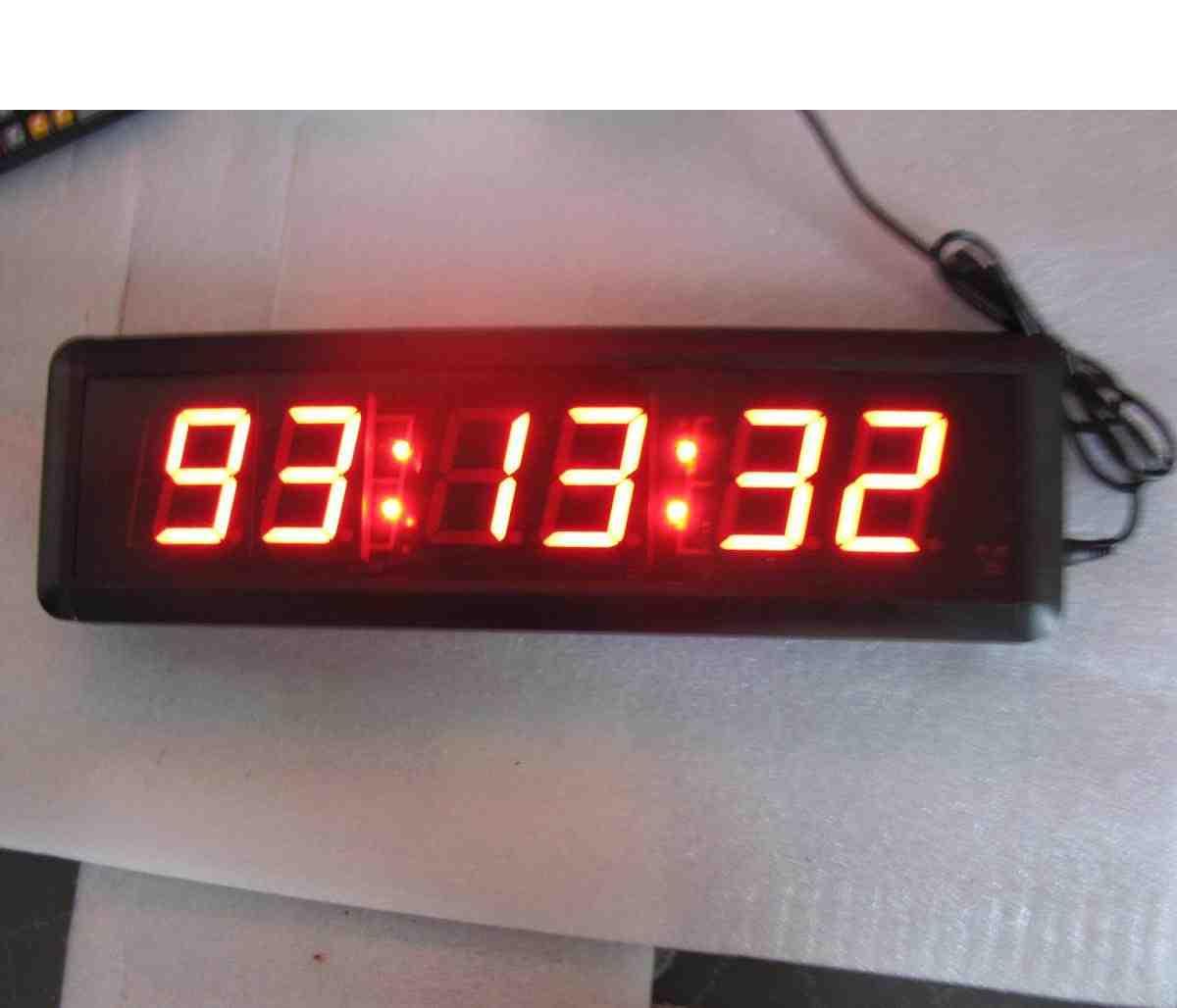 Digital Wall Clock Led Decor IdeasDecor Ideas