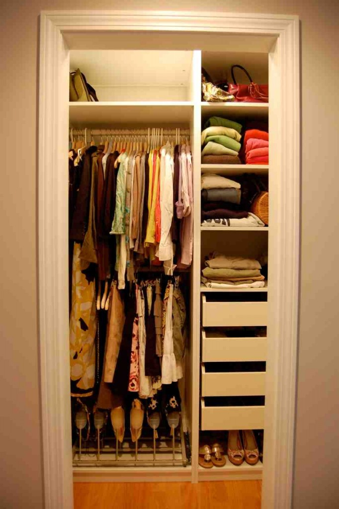 Small Closet Shelving Ideas Decor IdeasDecor Ideas