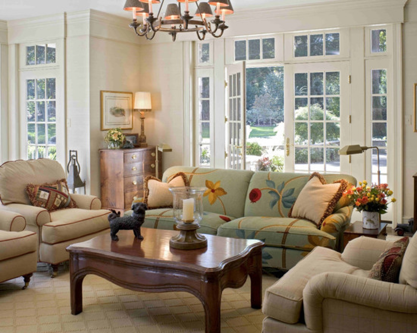 French Country Home Accents