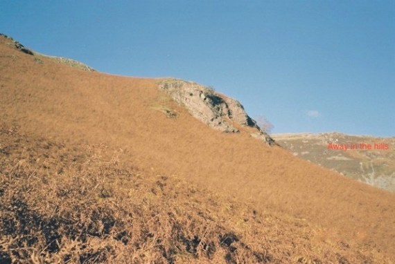 Hills in Lake District