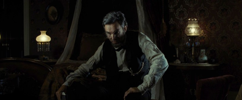 Daniel Day-Lewis stars as the 16th President of the United States in Steven Spielberg's LINCOLN (2012)