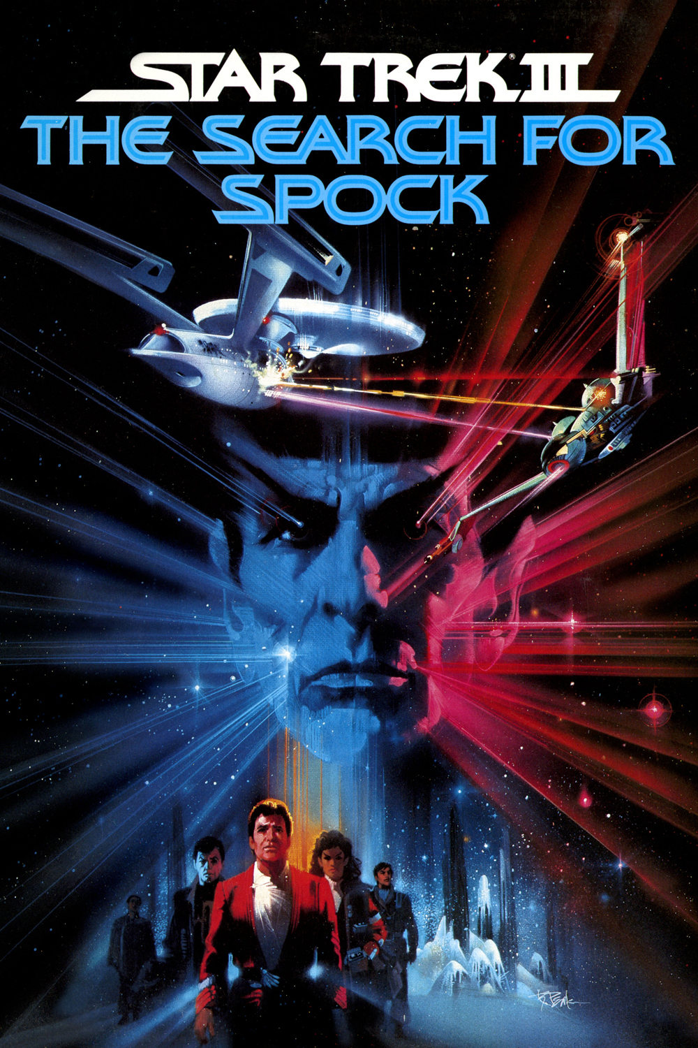 Search For Missing 16 Year Old Girl: STAR TREK III: THE SEARCH FOR SPOCK (1984)