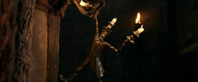 Lumiere, the candelabra in Disney's BEAUTY AND THE BEAST, a live-action adaptation of the studio's animated classic which is a celebration of one of the most beloved stories ever told.