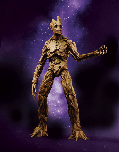 Groot Action Figure