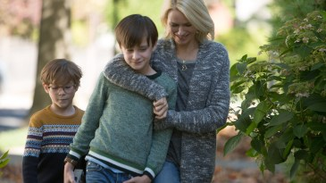 Jacob Tremblay, Jaeden Lieberher, and Naomi Watts star in THE BOOK OF HENRY.
