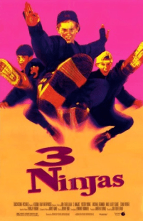 August 7, 1992: 3 NINJAS - $29 million total box office gross