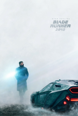 Ryan Gosling One Sheet Poster for BLADE RUNNER 2049.