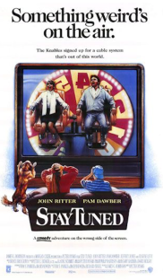 August 14, 1992: STAY TUNED - $10.7 million total box office gross