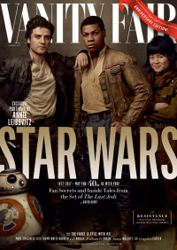 """The Resistance"" Cover - Vanity Fair"