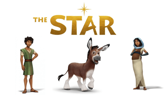 THE STAR opens in theaters on November 10, 2017.