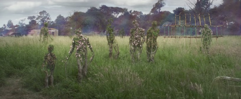 Eco-disaster fallout in ANNIHILATION.