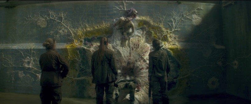 A spectacular finding in ANNIHILATION.