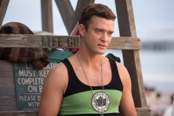 Justin Timberlake co-stars in WONDER WHEEL.