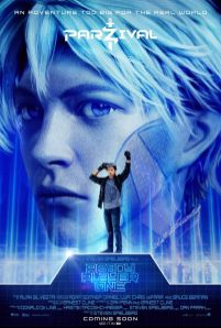 READY PLAYER ONE Parzival One Sheet