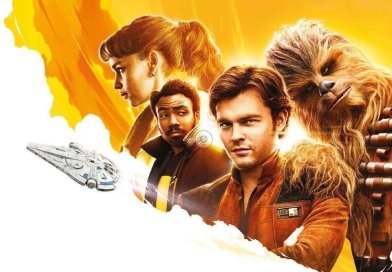 Cast Portrait for SOLO: A STAR WARS STORY.