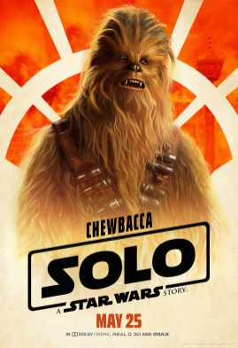 Joonas Suotamo as Chewbacca in SOLO: A STAR WARS STORY.