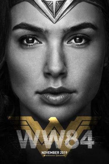 WONDER WOMAN 1984 Diana Prince One Sheet