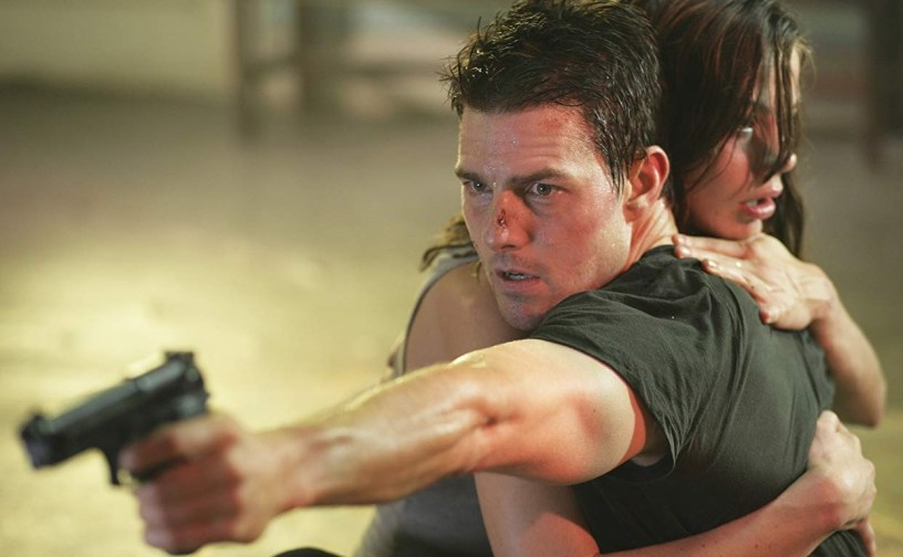 Tom Cruise stars as Ethan Hunt in MISSION: IMPOSSIBLE III (2006)