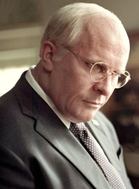 Christian Bale as Dick Cheney in VICE (2018)