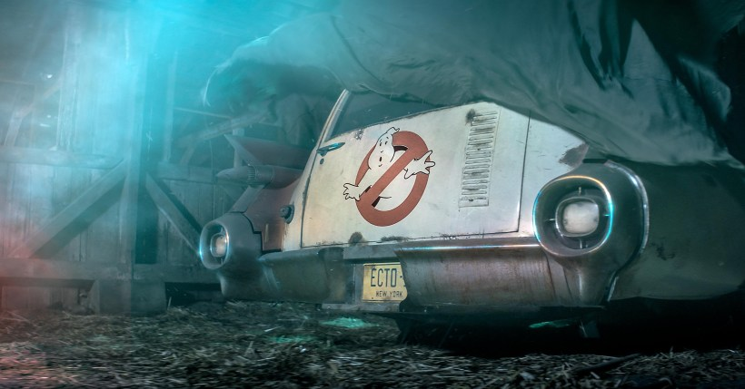 Untitled Jason Reitman Ghostbusters Film Ecto-1