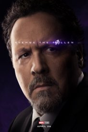 Jon Favreau is Hogan in AVENGERS: ENDGAME (2019)