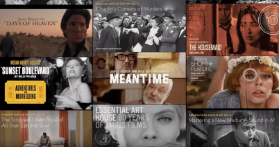 The Criterion Channel - Curated Art House Cinema