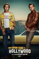Brad Pitt and Leonardo DiCaprio star in ONCE UPON A TIME...IN HOLLYWOOD (2019)