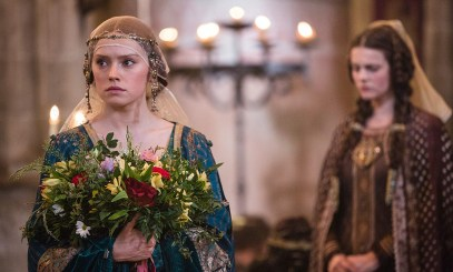 Daisy Ridley stars in OPHELIA (2019)
