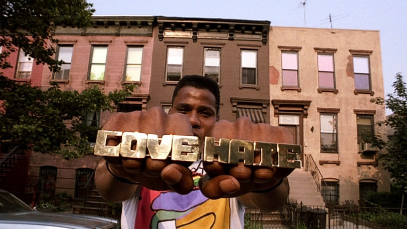 Bill Nunn co-starred as Radio Raheem in Spike Lee's DO THE RIGHT THING (1989)