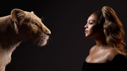 Beyoncé Knowles-Carter is the voice of Nala in THE LION KING (2019)