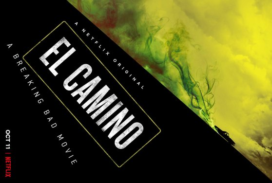 One Sheet Banner for EL CAMINO: A BREAKING BAD MOVIE (2019)