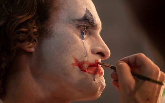 Joaquin Phoenix stars as Arthur Fleck/The Joker in JOKER (2019)