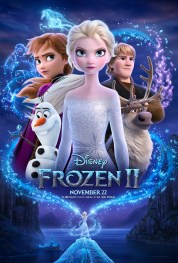 Poster One Sheet for FROZEN II (2019)