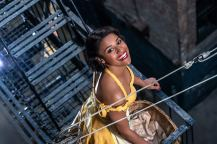 Ariana DeBose co-stars as Anita in Steven Spielberg's adaptation of WEST SIDE STORY (2020)