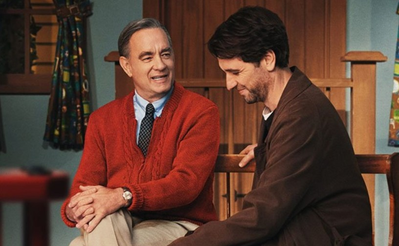 Tom Hanks and Matthew Rhys star in A BEAUTIFUL DAY IN THE NEIGHBORHOOD (2019)