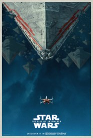 Dolby Cinema One Sheet Poster for STAR WARS: THE RISE OF SKYWALKER (2019)