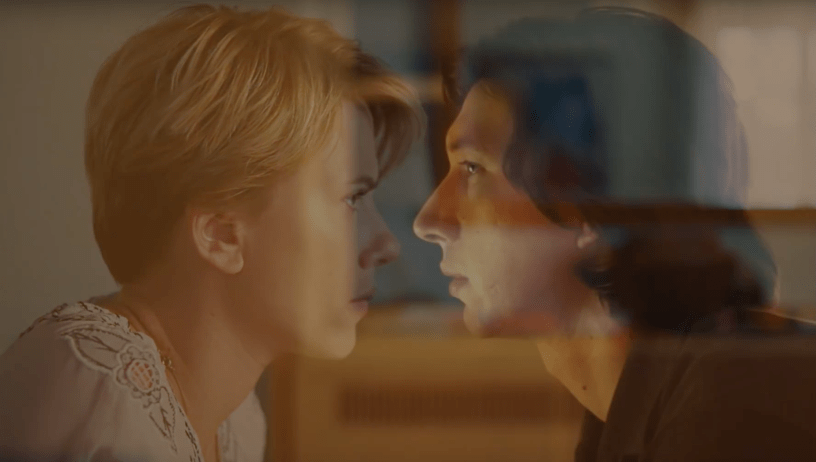 Scarlett Johansson and Adam Driver star in MARRIAGE STORY (2019)