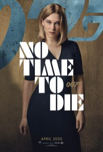 Character Poster for Madeleine Swann (Léa Seydoux) in NO TIME TO DIE (2020)