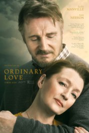 Poster for ORDINARY LOVE (2020), starring Liam Neeson and Lesley Manville