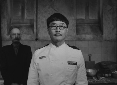 Stephen Park co-stars in Wes Anderson's THE FRENCH DISPATCH (2020)