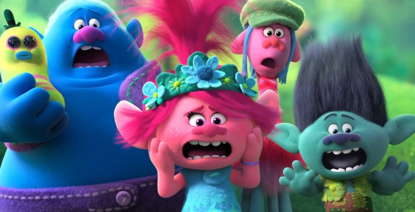 TROLLS WORLD TOUR (2020) will premiere on VOD on its theatrical release date, April 10.