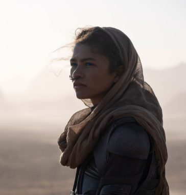 Zendaya co-stars as Chani in director Denis Villeneuve's adaptation of Frank Herbert's DUNE (2020) (PHOTO BY CHIABELLA JAMES)