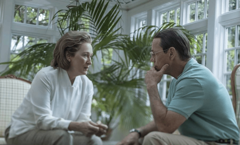 Meryl Streep and Bruce Greenwood star in Steven Spielberg's Watergate drama about the Pentagon Papers, THE POST (2017)
