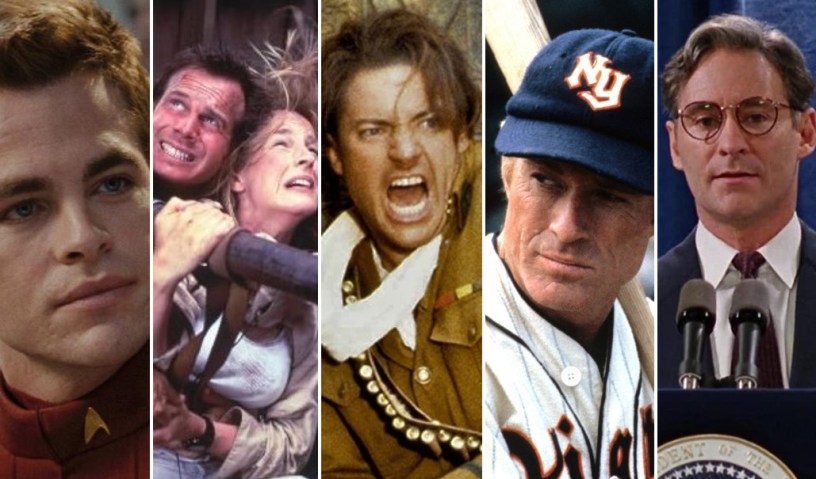 Summer Blockbuster 2020: May 8 - STAR TREK (2009), TWISTER, THE MUMMY (1999), THE NATURAL, DAVE