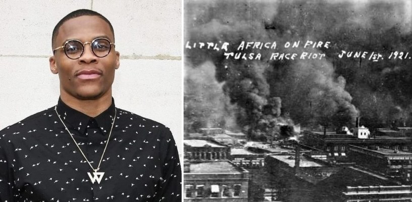 NBA superstar Russell Westbrook will serve as executive producer of the new docuseries TERROR IN TULSA, about the 1921 Tulsa Race Massacre.