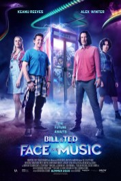 Official Poster for BILL & TED FACE THE MUSIC (2020)