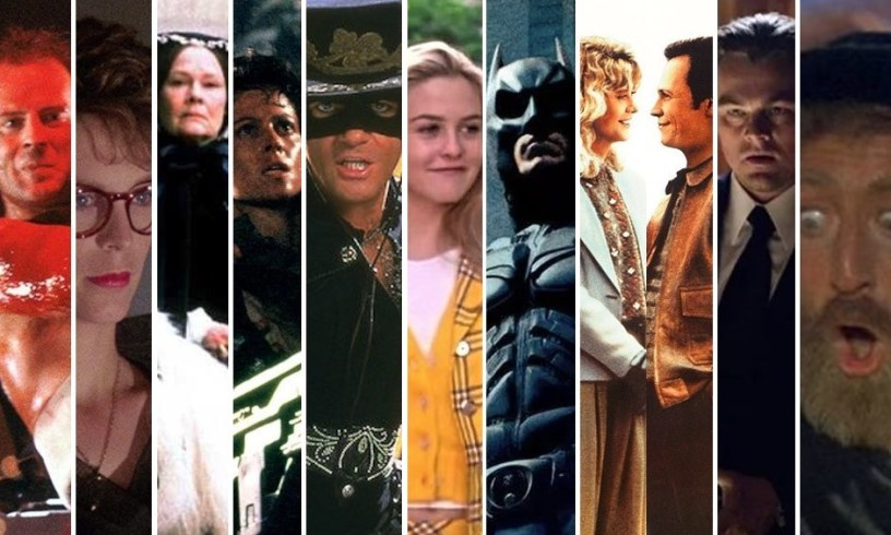 Summer Blockbuster 2020: July 17 - DIE HARD (1988), A FISH CALLED WANDA (1988), MRS. BROWN (1997), ALIENS (1986), THE MASK OF ZORRO (1998), CLUELESS (1995), THE DARK KNIGHT (2008), WHEN HARRY MET SALLY... (1989(, INCEPTION (2010), THE FRISCO KID (1979)