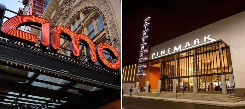 AMC and Cinemark theaters will remain open as Regal Cinemas close all of their multiplexes indefinitely beginning on October 9, 2020.